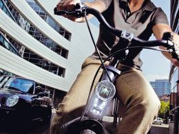 Radfahrer/Autofahrer