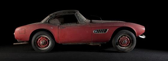 BMW 507 von Elvis