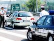 Verkehrskontrolle: Wer im Ausland zu schnell f�hrt, riskiert ein hohes Bu�geld.