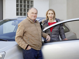 Verwandte Autobesitzer