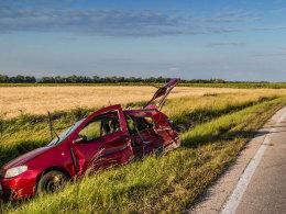 Unfall-Auto