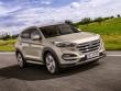 Hyundai bringt mit dem 4,48 Meter langen Tucson den Nachfolger des ix35 in den Handel. Der Neuling ist weit markanter geformt als der Vorg�nger.