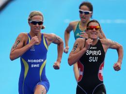 Nicola Spirig & Lisa Norden