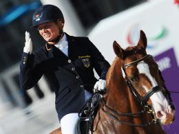 Der insgesamt vierte Streich: Wie 2008 in Hongkong gewann Hannelore Brenner auch in London zweimal Gold.