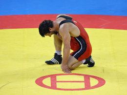 Ist Ringen bei Olympia am Boden? Das Aus ab 2020 ist so gut wie beschlossene Sache.