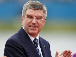 Will für die IOC-Präsidentschaft kandidieren: Thomas Bach.