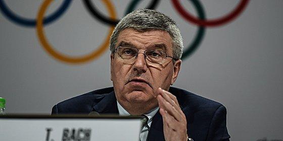 Klare Worte in Richtung Boston: IOC-Chef Thomas Bach.