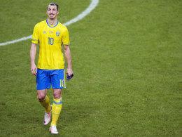 Spielt Ibrahimovic bei Olympia f�r Schweden?