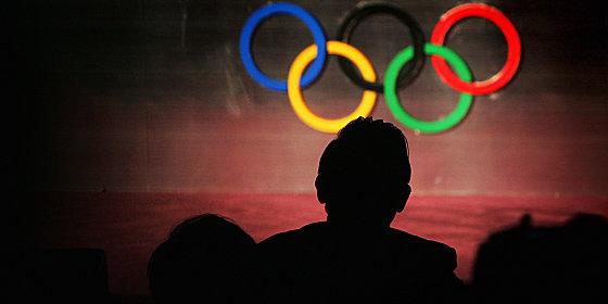 Doping-Schatten �ber Olympia