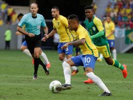 Neymar & Co. mit Torlos-Enttäuschung zum Auftakt