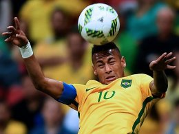 Nerv�ses Brasilien erntet nach 0:0 Pfiffe