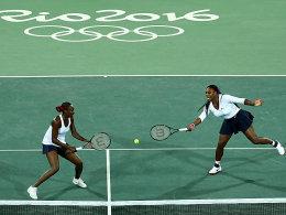 Überraschung: Williams Sisters scheitern in Runde 1