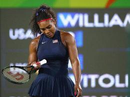 Sensation! Serena Williams scheitert im Achtelfinale