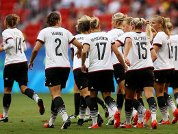 DFB-Frauen treffen jetzt auf China