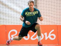 Darf umziehen: Steffen Weinhold unterstützt von nun an das deutsche Team.