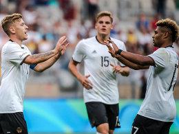 Deutschlands Mission geht gegen Portugal weiter