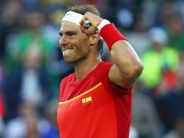 Favoriten Nadal und Murray im Halbfinale