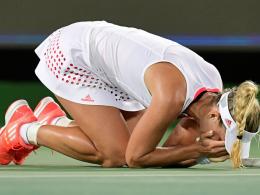 Finale! Kerber spielt in Rio um Gold