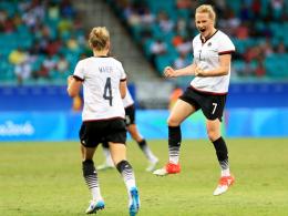 Mit Kanada haben DFB-Frauen eine Rechnung offen