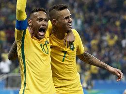 Neymar nimmt Revanche an Kolumbien