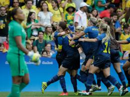 Brasiliens Drama: Schweden im Finale
