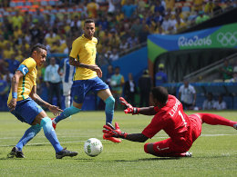 6:0! Neymar f�hrt Brasilien ins Finale