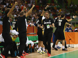 31:25! Deutschland holt Bronze in Rio
