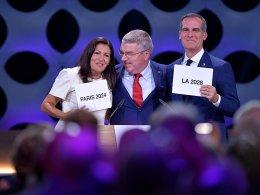 Olympische Spiele 2024 in Paris und 2028 in Los Angeles