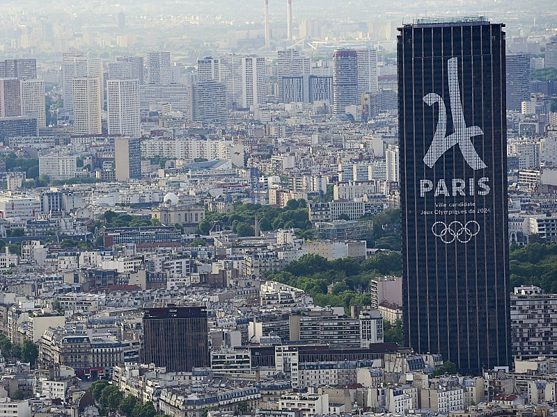 Nach 100 Jahren wieder Gastgeber: Frankreichs Hauptstadt Paris.