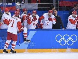 Geringe Chance? DEB-Team trifft auf russische Dominanz