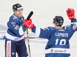 Jungstar Tolvanen ist Finnlands Hoffnungsträger
