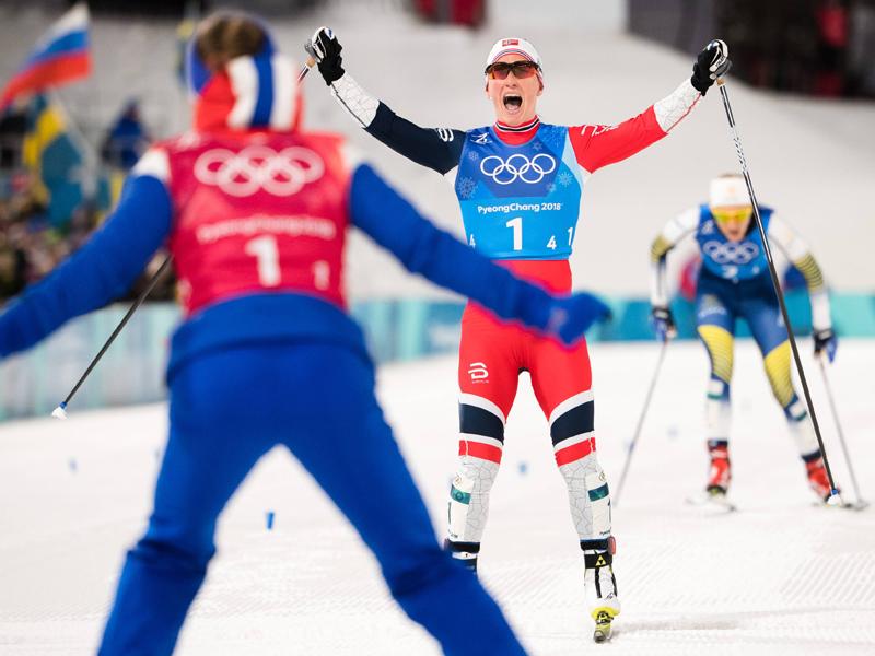 Langlauf-Frauen verpassen Staffel-Medaille klar - Gold an Norwegen