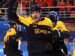 Overtime-Sensation! DEB-Team im Olympia-Halbfinale
