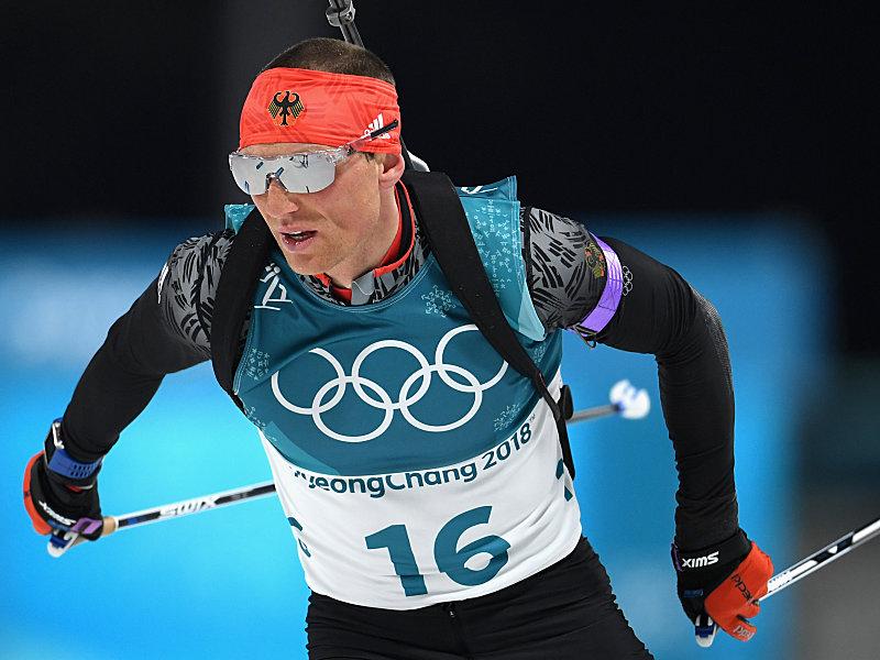 Bronze für Biathlon-Staffel