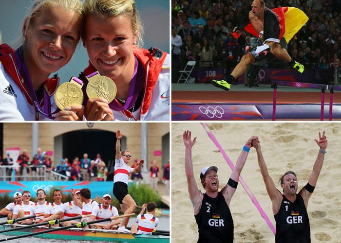 Deutsche Athleten