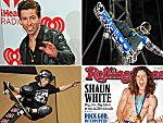 Snowboard-Ikone Shaun White (USA)