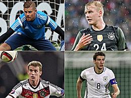 Diese 18 Spieler sollen es in Rio richten