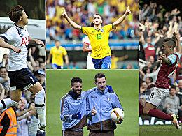Neymar, Klose-Kumpel, Fidschi-Flitzer: Die Olympia-Kicker