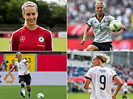 Diese 18 Spielerinnen sollen es in Rio richten