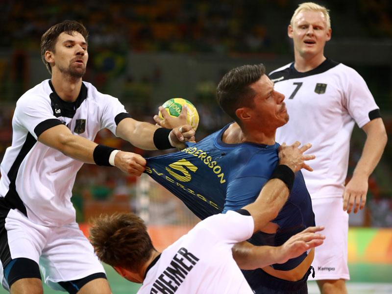 EM-Flair in Rio: DHB-Auswahl stürmt zu Bronze