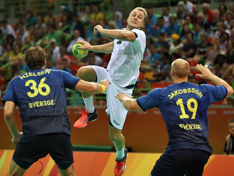 EM-Flair in Rio: DHB-Auswahl st�rmt zu Bronze