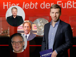 kicker.tv - Der Talk: Der Start mit Kahn, Magath und Daum