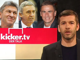 kicker.tv - Der Talk: Expertenrunde zur EM