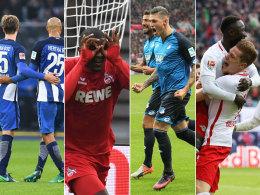 kicker-Trend: Leipzig, Hertha, Hoffenheim und Köln - wer bleibt bis Saisonende Bayern-Jäger?