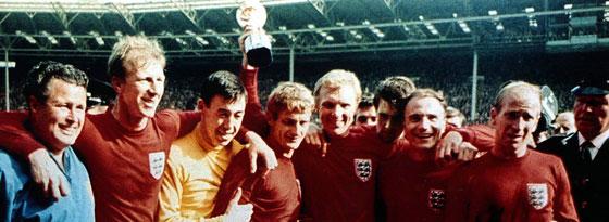 Charlton: Weltmeister 1966