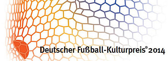 Deutscher Fu�ball-Kulturpreis 2014