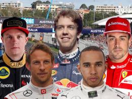 Am 16. März beginnt in Melbourne die Formel-1-Saison 2013. Sichern Sie sich jetzt schon Ihren Startplatz im F1-Managerspiel.