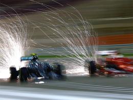 Die Funken fliegen wieder: Mit der Formel 1-Saison 2016 startet auch der kicker-F1-Manager.