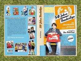 """Unter den Quiz-Teilnehmern wurden zehn Jubiläumsalben """"50 Jahre Bundesliga"""" von Ben Redelings verlost."""