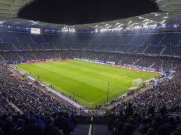Im Volksparkstadion fällt am Freitagabend der Startschuss für die BL-Rückrunde 2015/16.